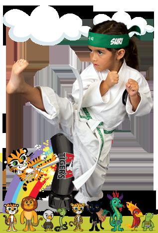 ATA Martial Arts Tewksbury ATA Martial Arts - ATA Tigers